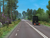 New Summer v2.8 ETS2 v1.32
