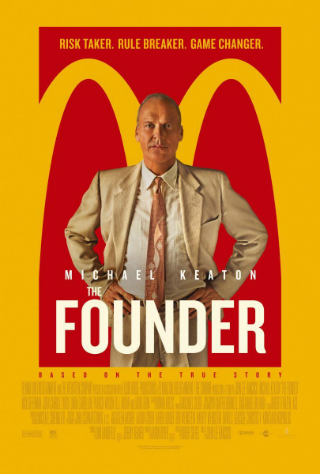 The Founder [2016] [DVD9] [NTSC] [Latino]
