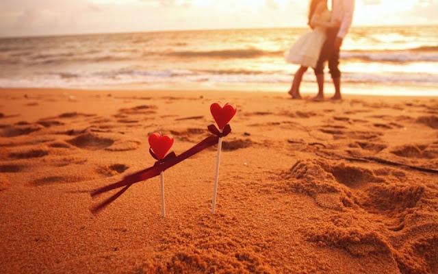 Thơ tình hay về biển, Thơ tình yêu hay về biển và em