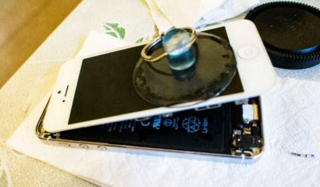 Réparation des dégâts d'eau iPhone 5s