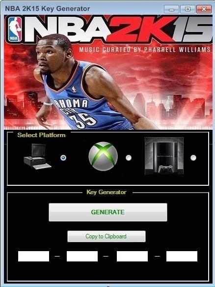 World Of Master Games   NBA 2K15 CD Key Generator PC, PS3