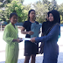 Kennia Siswa SMK 2 Padang Raih Mendali O2SN Tingkat SMK se Sumbar