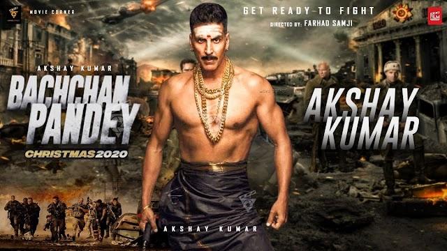 Bachchan Pandey First Look: बच्चन पांडे बनेंगे Akshay Kumar, Aamir Khan से होगी टक्कर