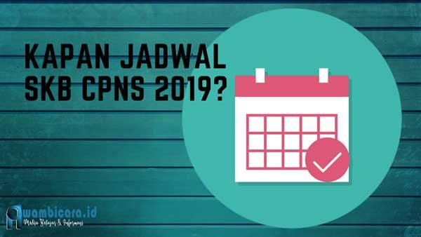 Jadwal Lengkap Terbaru Seleksi CPNS 2019
