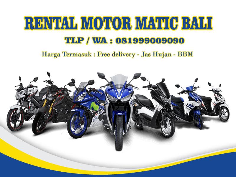 Sewa Motor Murah Bali
