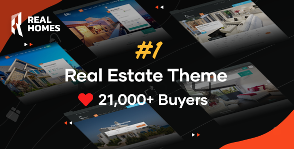 Best Estate Sale and Rental WordPress Theme|RealHomes