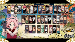 NEW NARUTO SENKI MODTO NINJA SHINOBI TERBARU PARA ANDROID (DOWNLOAD)
