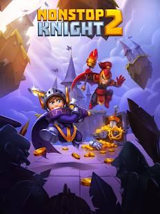Descargar Nonstop Knight 2 MOD APK 1.7.5 Energía Infinita Gratis para ANdroid 2020