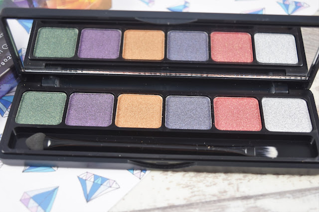 Sleek MakeUP i-Lush Hidden Gems Palette