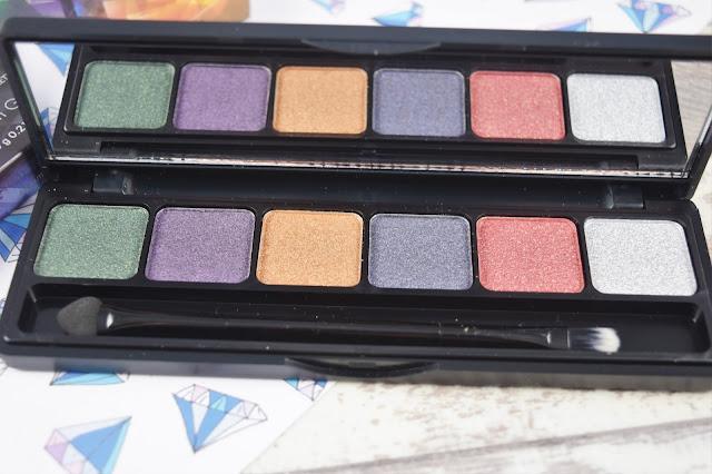 Sleek MakeUP i-Lush Hidden Gems Palette