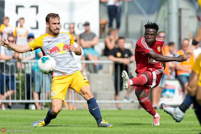 Тульский «Арсенал» подписал двух хавбеков из Замбии
