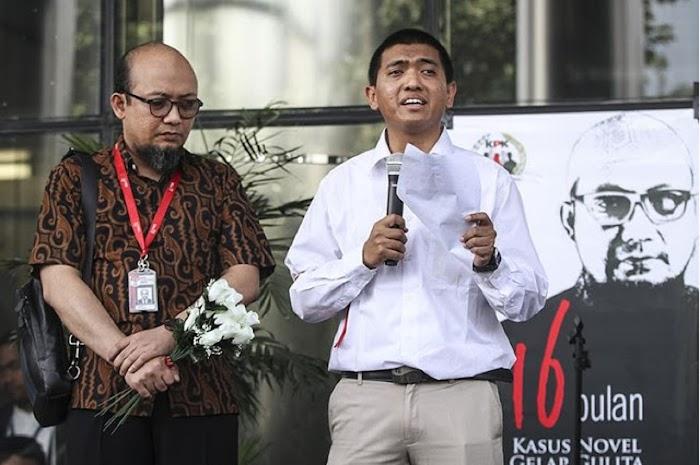Wadah Pegawai KPK: TWK untuk Singkirkan Pegawai yang Tangani Kasus Strategis