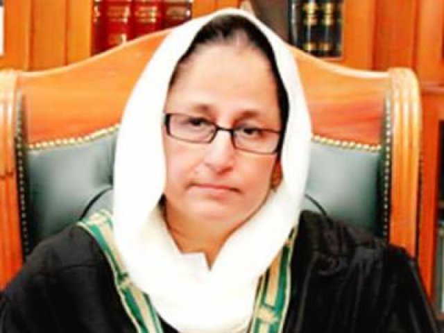 Justice Tahira Safdar Nominated As First Female Chief Justice in Pakistan