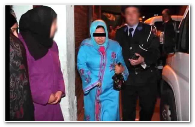 إعتقال قائد ضبطه زوج مع زوجته بأزيلال..