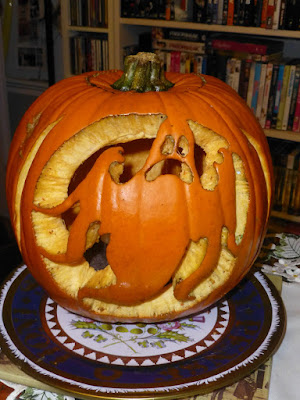Pumpkin carving