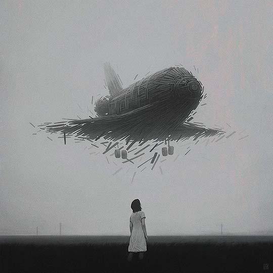 Destacado. Pintura e ilustración de Yuri Shwedoff