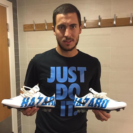 494cd90ad Unique Nike Mercurial Eden Hazard Boots Revealed - Footy Headlines