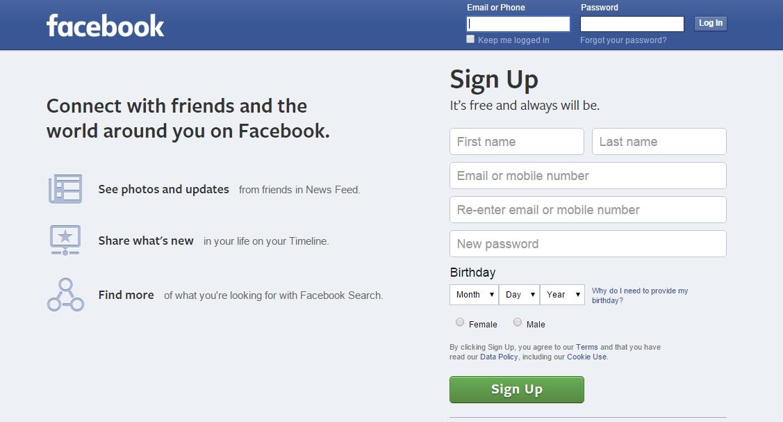 Facebook Ka Account Banane Ka Tarika fb ID Banane Ke Liye fb