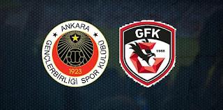 Gençlerbirliği - Gazişehir FK