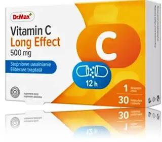 Dr.Max Vitamina C long effect 500 mg pareri forum remedii imunitate