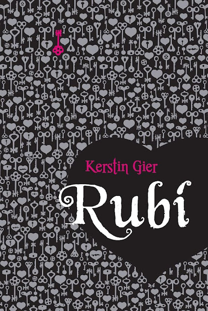 Rubí | Joyas preciosas #1 | Kerstin Gier