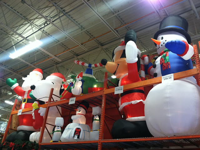 Blow-up-Christmas-Decorations-at-Home-Depot