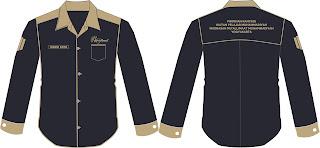 50+ Desain Baju PDH Organisasi