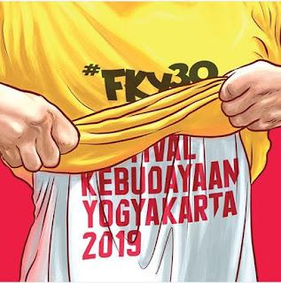 logo festivak kebudayaan yogyakarta 2019