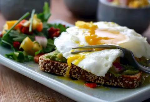 Boost metabolism through  healthy diet