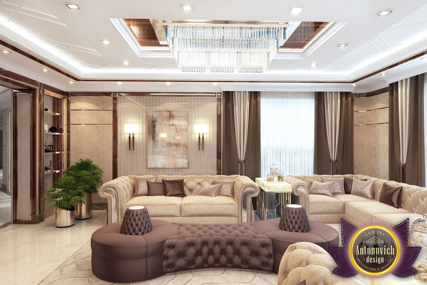 Kenyadesign Home Decor Ideas From Luxury Antonovich Design