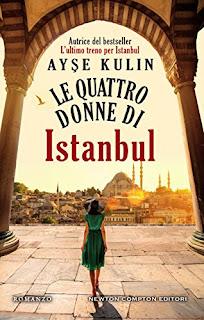 segnalazione libro Le quattro donne di Istanbul