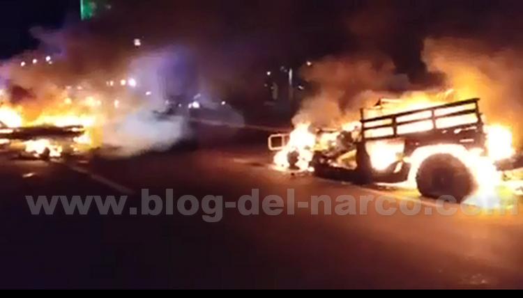 Esto parecía la guerra, dicen vecinos cerca a la emboscada a soldados en Culiacan
