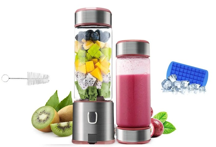 KACSOO Portable Blender for Smoothie and Shakes review