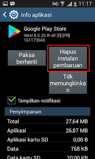 Cara memperbaiki masalah autentikasi pada Google Play Store