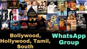 Movie Whatsapp Group Link