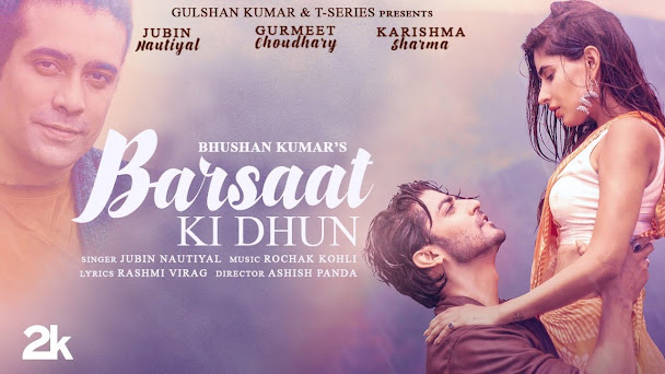Barsaat-Ki-Dhun-Jubin-Nautiyal-Karishma-Sharma