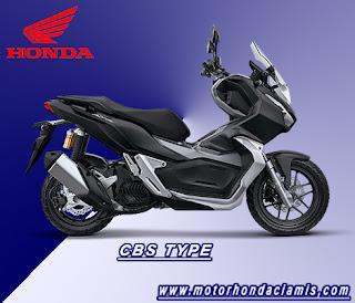 Motor Honda Ciamis