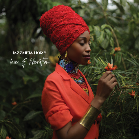 News du jour Love and Liberation Jazzmeia Horn La Muzic de Lady