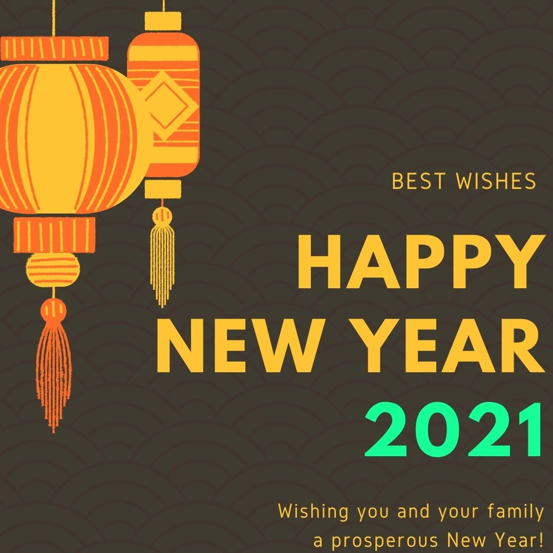 Happy new year 2021 shayari in hindi image