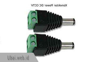power dc cctv