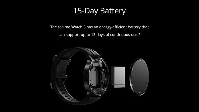 رسميًا ساعة ريلمي ووتش اس Realme Watch S – المواصفات و السعر
