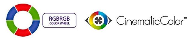RGBRGB Color Wheel