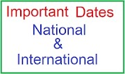 List of Important Days in 2021 | Important National and International Days | Important Days and Dates
