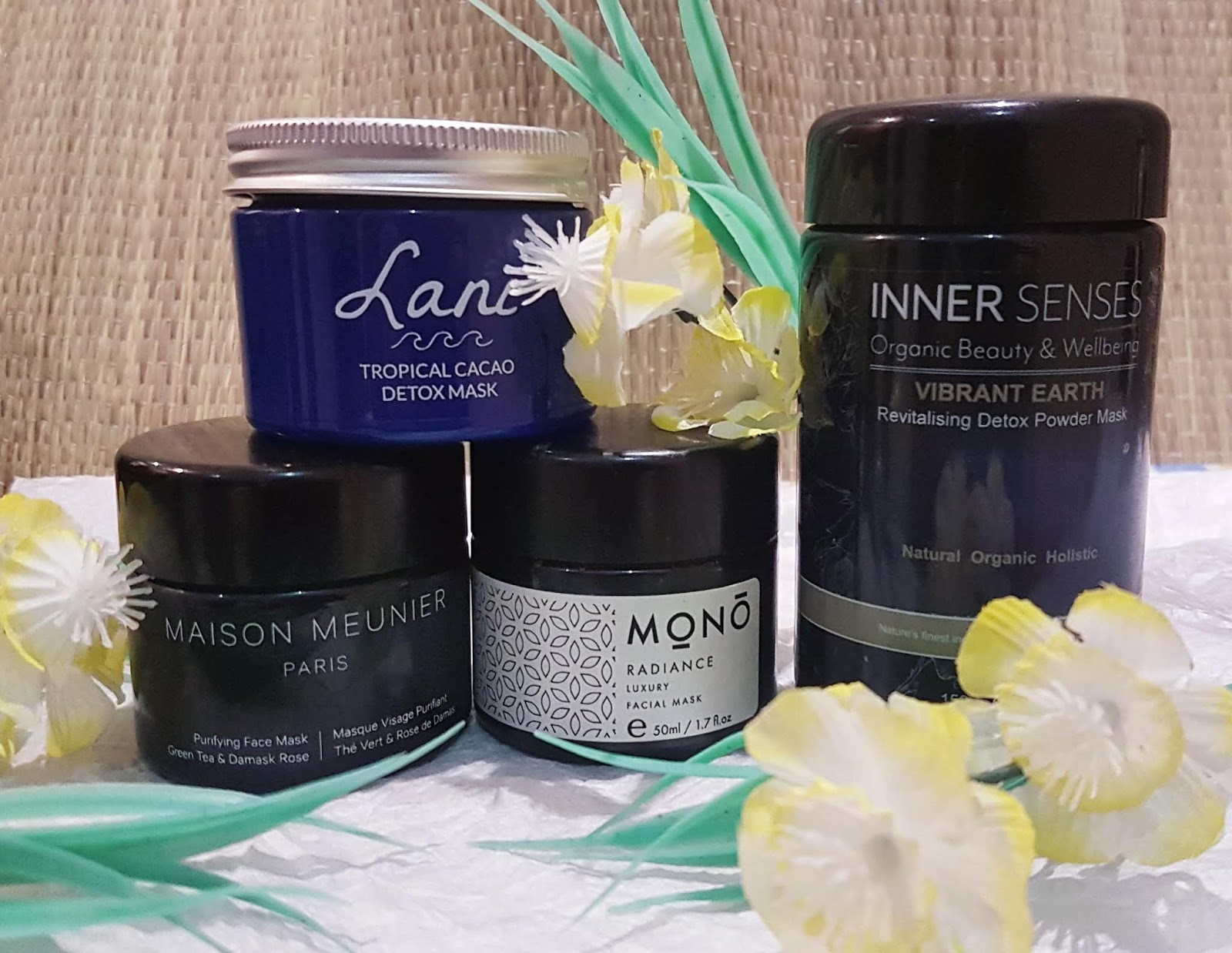 Best of Ethical Skincare 2019 - Face Masks: Maison Meunier Love Absolute Inner Senses Lani Mono