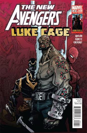 Cage es un superhéroe negro de Marvel Comics