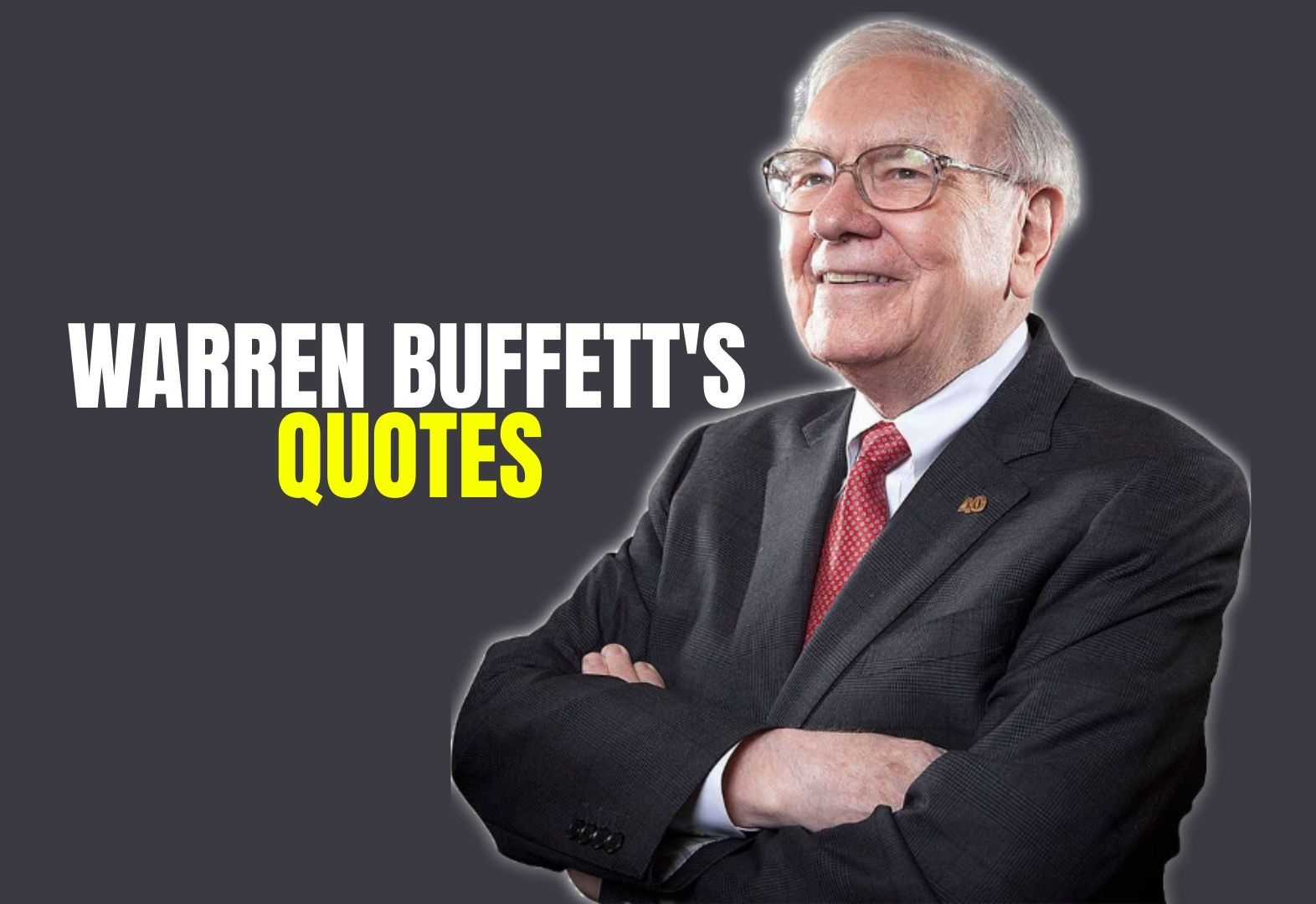 Warren Buffett Quotes about business