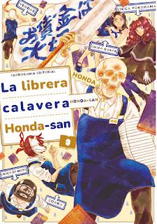 LA LIBRERA CALAVERA HONDA-SAN #3