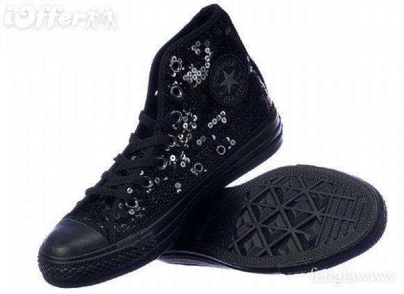 Nike Sequin High Tops Shoes Adidas Converse Nike Sb Dunk