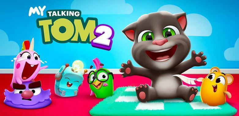 My Talking Tom 2 Mod Apk latest Download for Android IOS