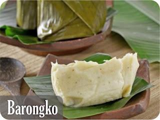 Barongko